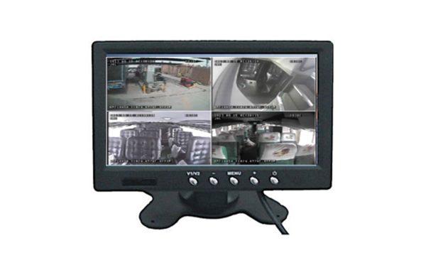 Monitores – Sistema MDVR